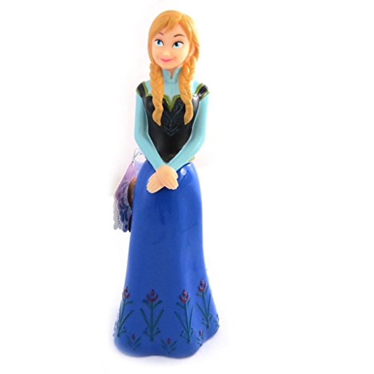 重要フロントスーツケース[雪の女王 (Reine des Neiges)] (Frozen - Reine des Neiges コレクション) [M2698] ボディソープ ブルー