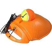 テニストレーナー テニス 練習機 テニスボール 練習用品 個人 トレーニング 軽量 高弾性 耐久性 上達のコツ 子供/ジュニア/初心者に適用