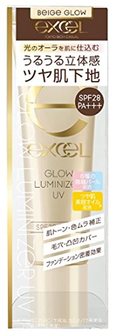 アルバニー増幅器森林エクセル グロウルミナイザー UV GL02 ベージュグロウ