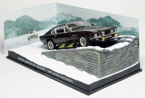 007ジェームズボンドカーコレクション#14アストンマーティンV8ヴァンテージ(リビングデイライト)