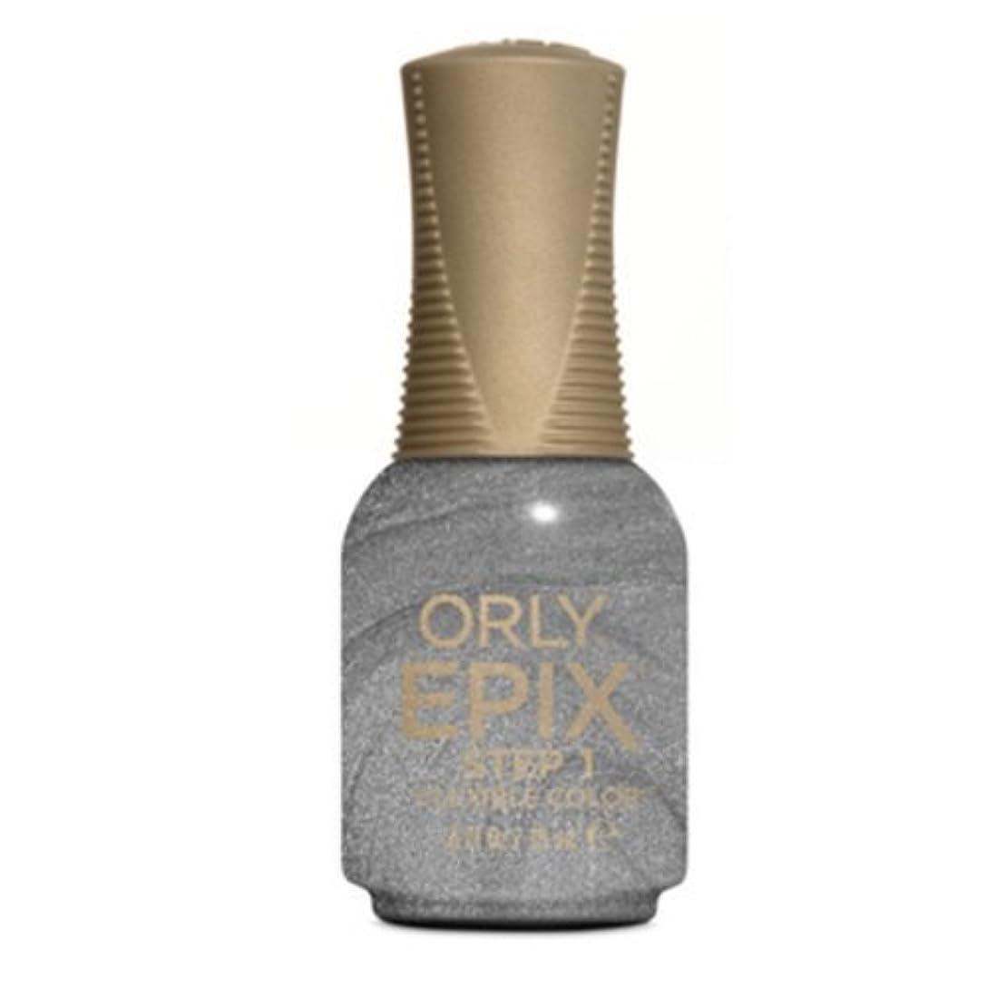ガジュマルがんばり続ける銃Orly Epix Flexible Color Lacquer - Up All Night - 0.6oz / 18ml