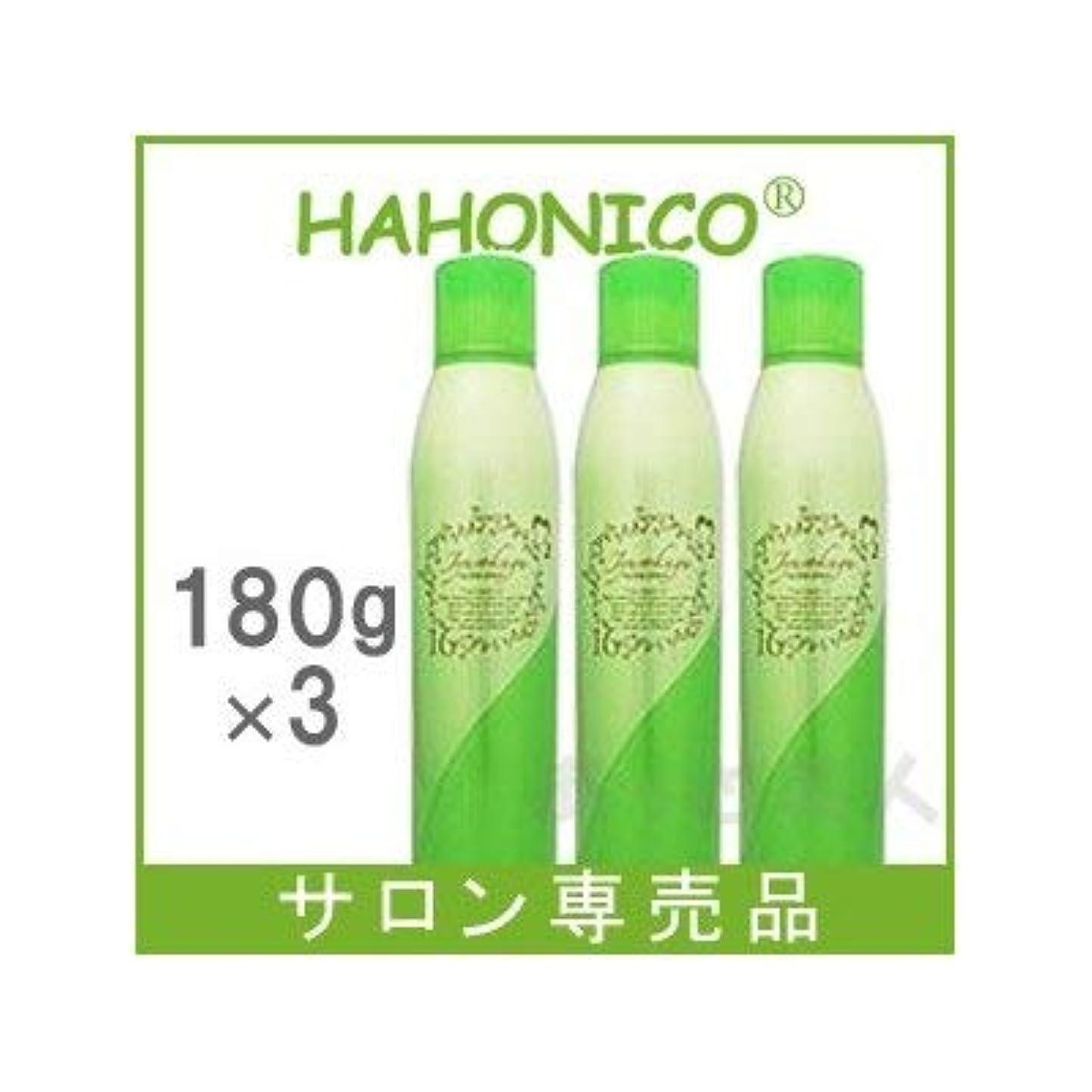 悲劇複雑な冷ややかな【X3個セット】 ハホニコ ジュウロクユ ツヤスプレー 180g 十六油 HAHONICO