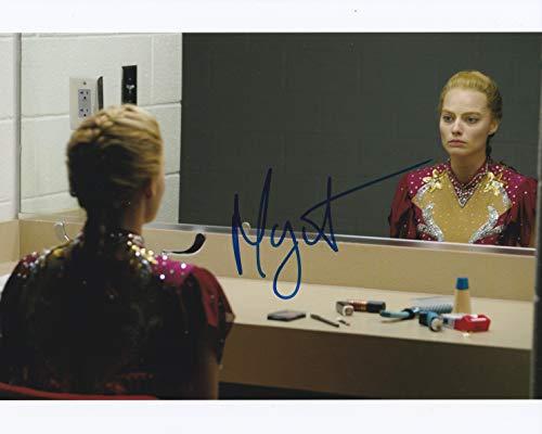 直筆サイン入り写真 アイ,トーニャ 史上最大のスキャンダル マーゴットロビー Margot Robbie/映画 ブロマイド オートグラフ 【証明書(COA)・保証書付き】