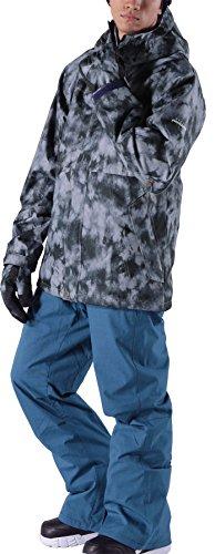 [해외]PONTAPES (뽄타 뻬스) 스노우 보드웨어 상하 세트 총 20 색 무늬 내수압 20~000mm 남성 여성 PC-SET/PONTAPES (Pontapesu) snowboard wear top and bottom set all 20 colors pattern water pressure 20~000mm Men`s Women`s PC-SET