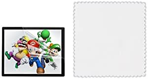 Screen Shield and Cleaning Cloth for Nintendo DS Lite/DSi
