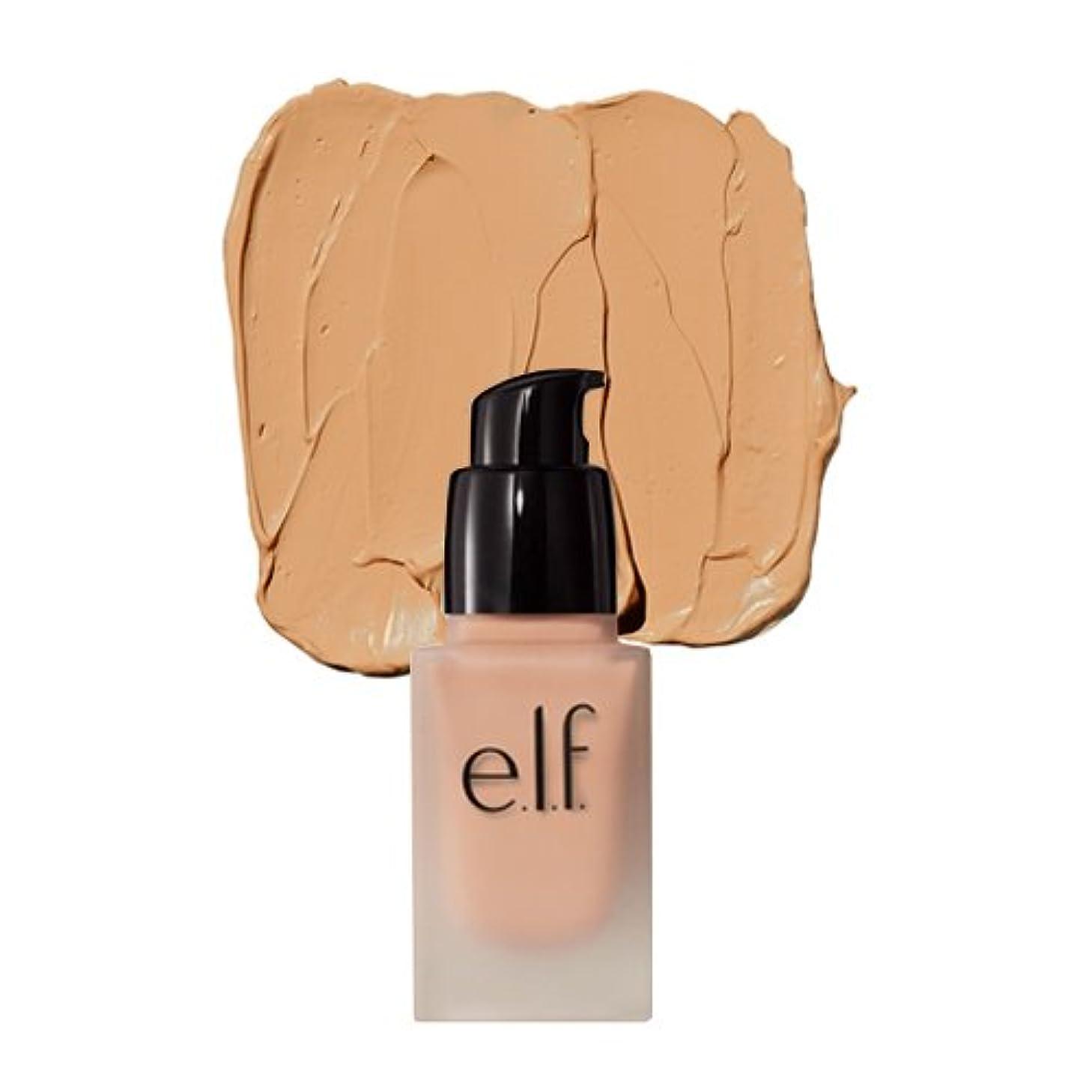 進捗ちらつき手順(3 Pack) e.l.f. Oil Free Flawless Finish Foundation - Nude (並行輸入品)