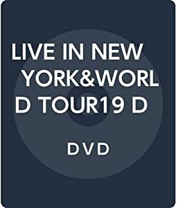 LIVE IN NEW YORK&WORLD TOUR19 DOCUMENTARY THE NINTH [99.999](DVD)(特典なし)