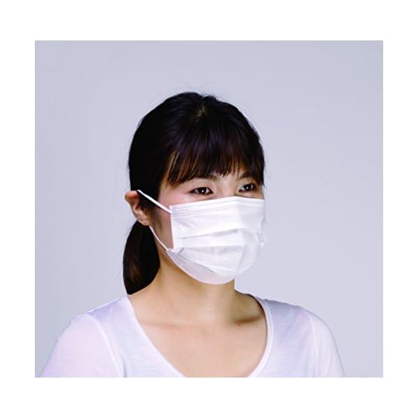 サージカルマスク 50枚入 業務用 バリュータ...の紹介画像5