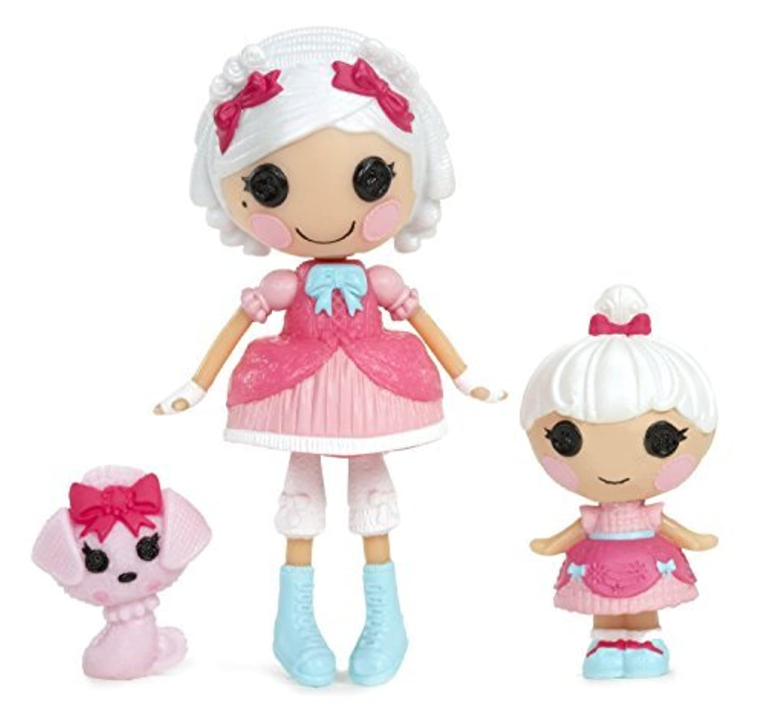 Lalaloopsy Mini Littles Suzette La Sweet and Mimi La Sweet Doll by Lalaloopsy [並行輸入品]