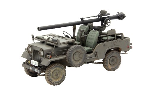 1/35 陸上自衛隊 73式小型トラック (無反動砲装備) No.FM36