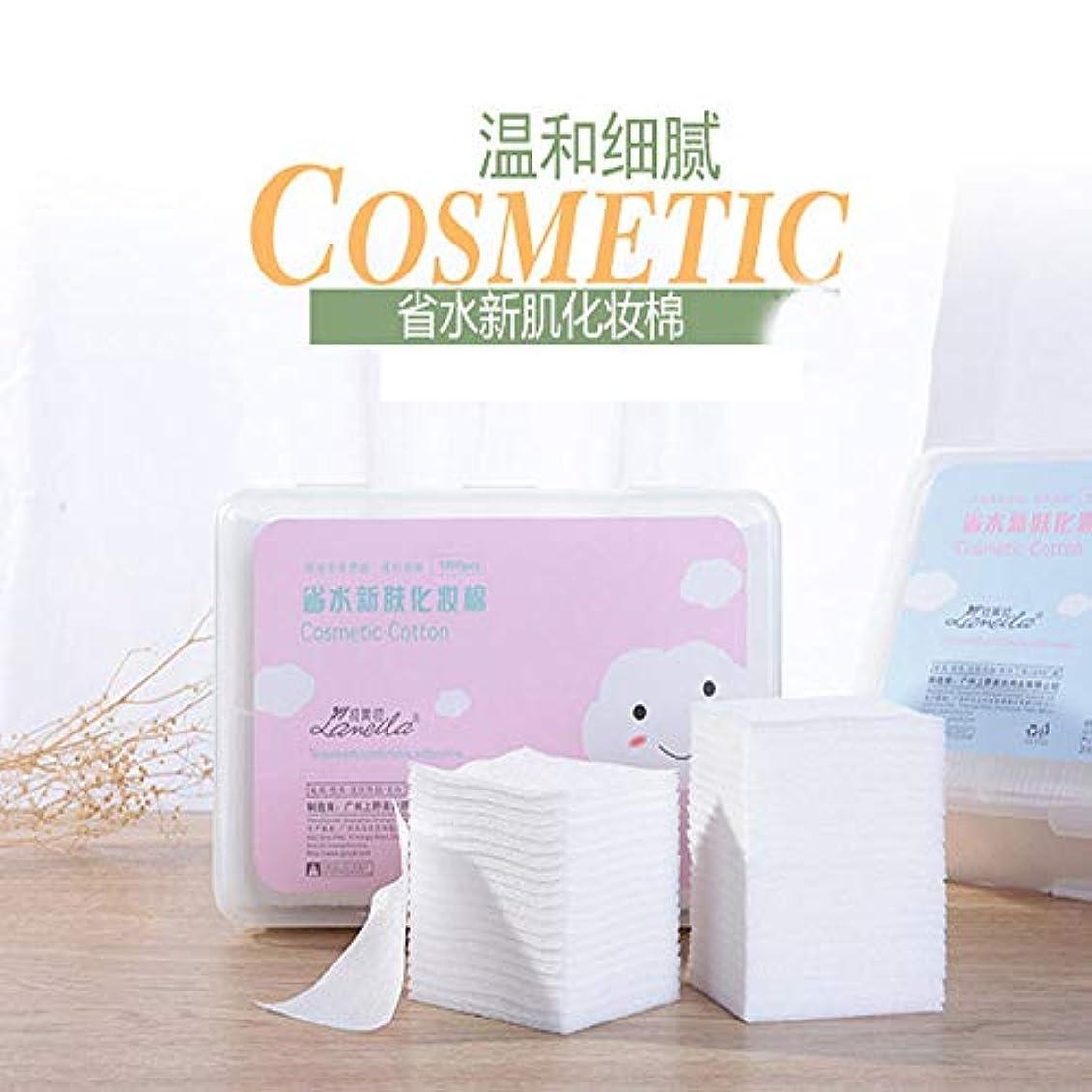 コットンパフ 化粧綿 ビューティーアップ 化粧用コットン100% お手入れコットン エステ用 業務用 1000枚/袋