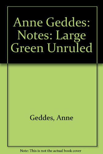 Download Notes: Green Unruled Large 1559123311