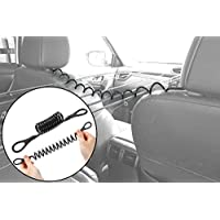 【アーマード・ヒロ】 カールロッドホルダー 硬さが違う 車内収納専用 簡単取外し ※盗難防止用には向きません カーリーロッドホルダー