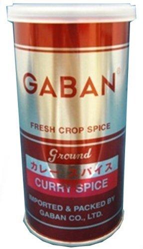 GABAN カレースパイス 100g×2本