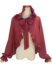 Smiling Angel 洋装 ロリータ 春夏新製品 日焼け防止ハット 肩掛けシャツ