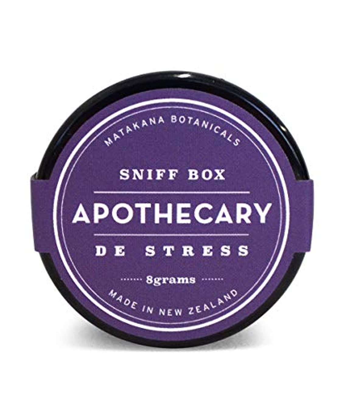 わかりやすい発見衣類APOTHECARY/スニフボックス デ ストレス アロマビーズ アロマ フレグランス 香り玉