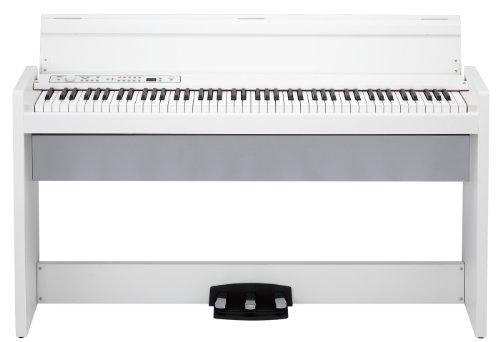 KORG 電子ピアノ LP-380-WH 88鍵 ホワイト
