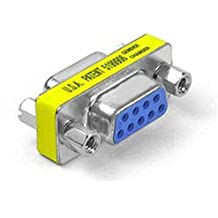 9 Pin Female Serial RS232 Gender Changer Adapter