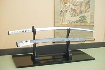 美術刀剣-模造刀 銀石目(大刀)