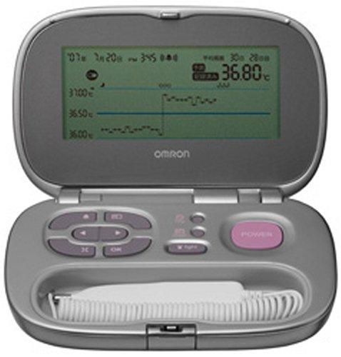 オムロン 婦人体温計 サーモプラン MC-440