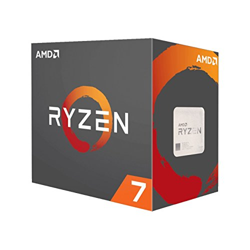 AMD CPU Ryzen7 1800X AM4 YD180XBCAEWOF...