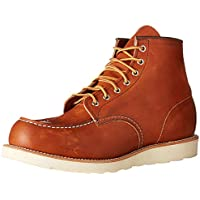 Red Wing Mens Moc Toe
