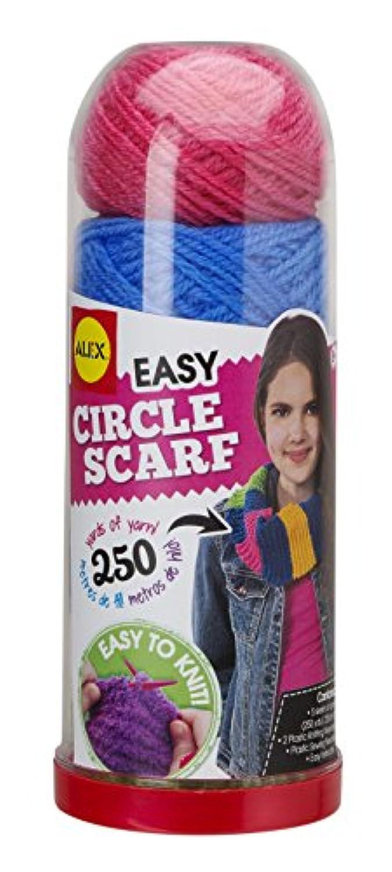 AlexおもちゃクラフトDIY Circle Scarf
