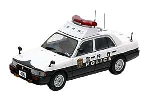 宮沢模型流通限定品 RAIS 1/43 NISSAN CREW 2007 警視庁所轄署警ら車両 丸3