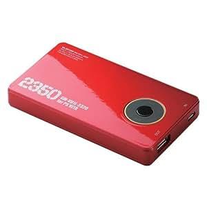 ELECOM モバイルバッテリー PS Vita用 2A出力 2300mAh