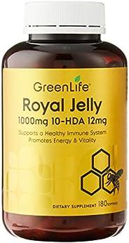 Green Life Royal Jelly 180 Softgels