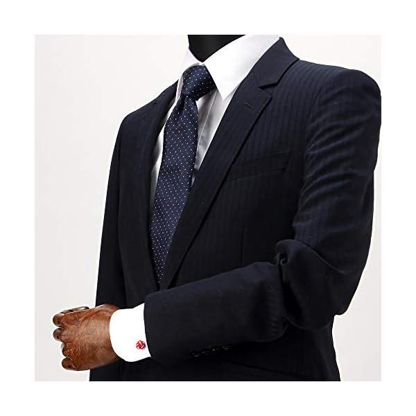 [ドレスコード101] カフス ボールタイプ ...の紹介画像3