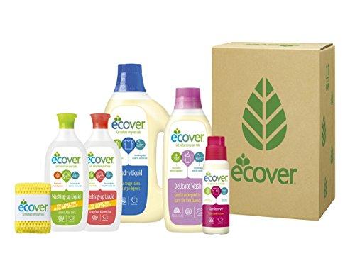 エコベール 洗剤ギフト ECG-50-5(1セット)