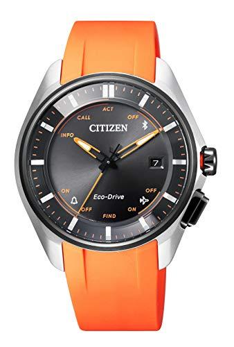 [シチズン]CITIZEN 腕時計 エコ・ドライブ Eco-Drive Bluetooth スーパーチタニウムモデル BZ4004-06E 限定モデル 大坂なおみ選手 試合着用モデル