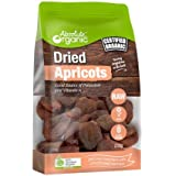 Absolute Organic Dried Apricots, 250g