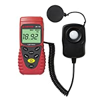 Amprobe LM-100 Light Meter with Silicon Photodiode and Filter [並行輸入品]