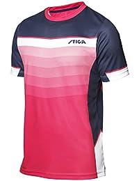 STIGA(スティガ) 卓球 男女兼用 ユニフォーム リバー シャツ
