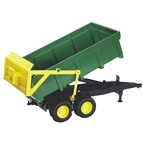 [해외]bruder (부루) 그린 트레일러 BR02210/bruder (Bruder) Green trailer BR02210