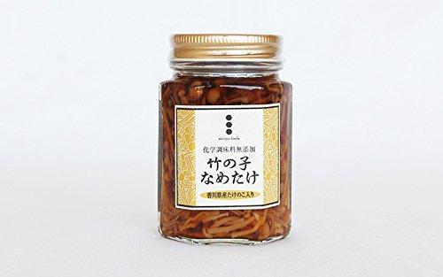 ミトヨフーズ 化学調味料無添加 竹の子なめたけ 145g