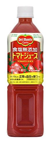 デルモンテ 食塩無添加トマトジュース 900g