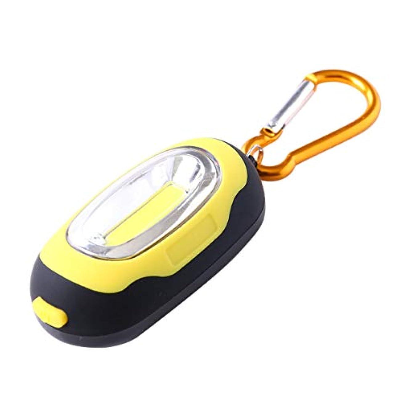 疑問を超えて事件、出来事思い出すポータブルミニ懐中電灯キーホルダーLED懐中電灯屋外キャンプハイキングライト