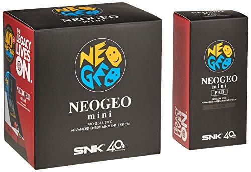 NEOGEO mini   NEOGEO mini PAD (黒) セット