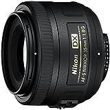 Nikon 2183 AF-S 35mm f1.8G DX, Black