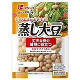 フジッコ そのままがおいしい 蒸し大豆 100g×10袋入×(2ケース)