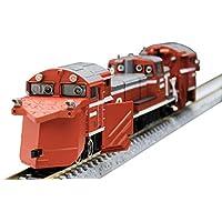 TOMIX Nゲージ DE15 2500 JR西日本仕様 ・ 単線用ラッセルヘッド付 2240 鉄道模型 ディーゼル機関車