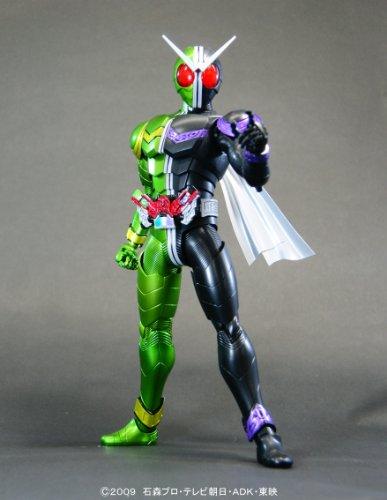 MG FIGURERISE 1/8 仮面ライダーW サイクロンジョーカー (仮面ライダーダブル)