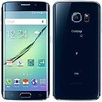 【 au 】 Galaxy S6 edge SCV31 32GB Black Sapphire