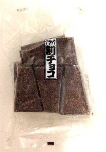 寺沢製菓 割チョコ ブラック 500g