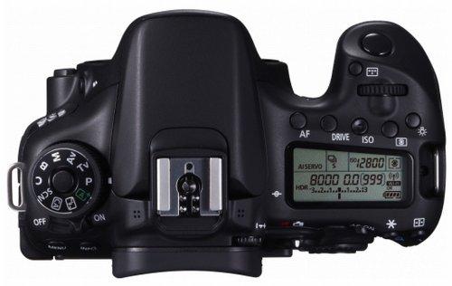 Canon EOS70Dスイッチ配置