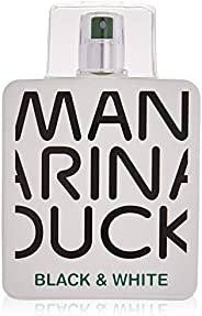 Mandarina Duck Black and White EDT, 100ml
