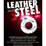 J-STAGE LEATHER and STEEL (Gimmick and Online Instructions) by Al Bach レザーとスティール マジック 手品